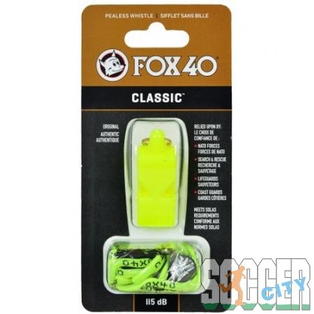 FOX 40 Classic - Gwizdek Sędziowski
