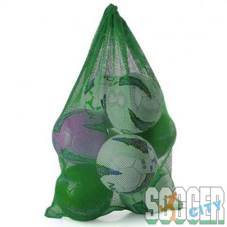 Siatka na piłki, zielona (10-12)